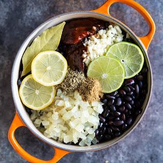 Chipotle Black Beans (Copycat).