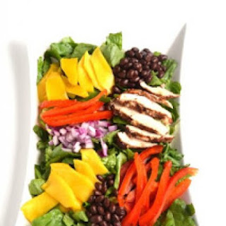 Grilled Caribbean Chicken Salad Recipes