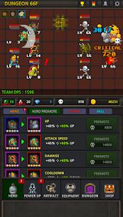 Grow Heroes Vip Idle RPG MOD (Free Upgrades) 5
