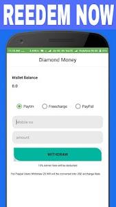 Download Diamond Money - Earn Free PayTM Cash APK latest