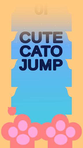 Cute Cato Jump  captures d'écran 1