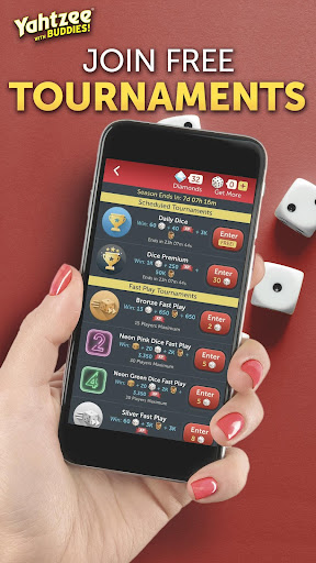 YAHTZEE® With Buddies - Dice! screenshot 3