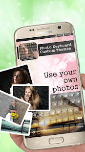 Photo Keyboard Custom Themes- screenshot thumbnail