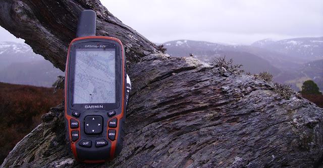 Predavanje o GPS-u i digitalnim kartama