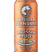Russian Standard Moscow Mule – 473 ml can