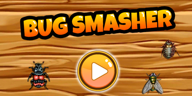 Bug Smasher - Kids Games screenshot