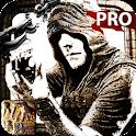 Dinosaur Assassin Pro Unlocked icon