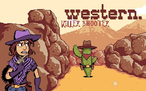 western killer shooter screenshot 2
