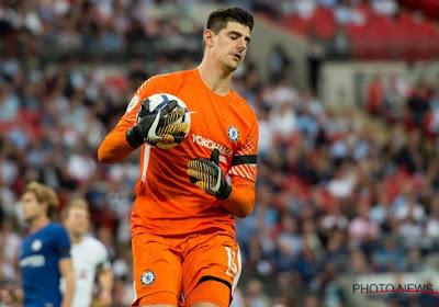 Thibaut Courtois: vers une prolongation ou vers le Real Madrid ?