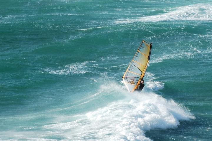Cavalcando l'oceano di Alvetto