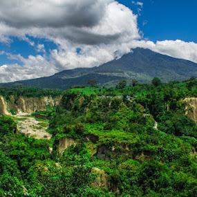 Ngarai Sianok by Einto R - Landscapes Mountains & Hills