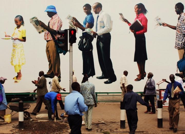 Nairobi si sveglia di freemattia