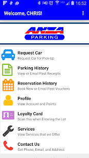Anza Parking- screenshot thumbnail