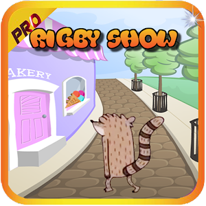 Rigby Advenure Show for PC and MAC