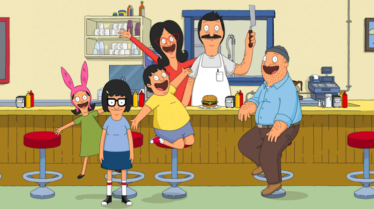 Bob's Burgers. Picture: SUPPLIED/SHOWMAX