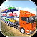 Car Transporter Truck Driver Simulator 2019 icon