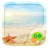 (FREE) GO SMS BEACH THEME