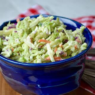 Broccoli Slaw Dressing Recipes.