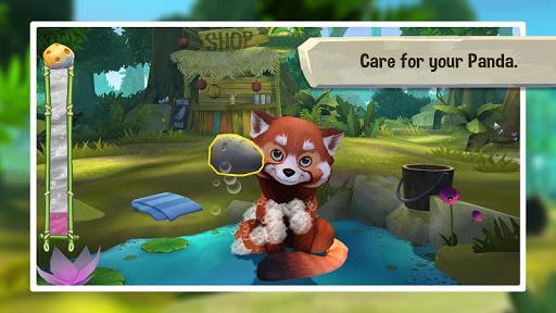 Pet World: My Red Panda - Your lovely simulation  screenshots 4