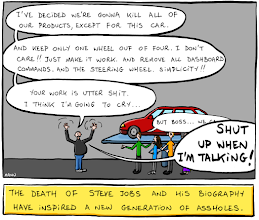 """Photo: http://www.bonkersworld.net/inspired-legacy/ #comic -- oops, just realized I had written """"ouf of four"""" instead of """"out of four"""" -- G+ won't let me update the image but the fixed version is in the link."""
