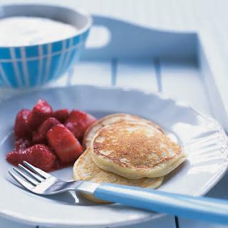 Ricotta Hotcakes.