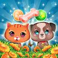 Match 3 - Pet Paradise Party