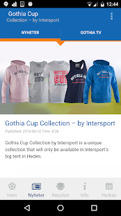 Gothia Cup- screenshot thumbnail