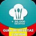 Guía De Recetas Cocina icon