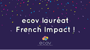 ecov lauréat Pionnier French Impact