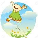 Jumping kidz icon