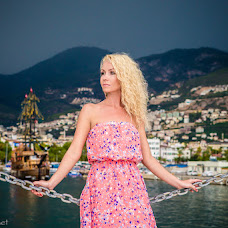 Wedding photographer Lyubov Bilgili (Ldinka987). Photo of 24.10.2014
