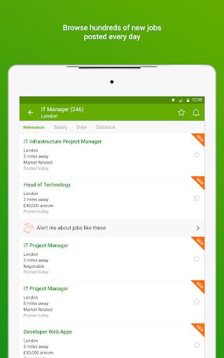 Totaljobs Job Search screenshot 8