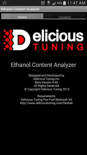 Ethanol Content Analyzer
