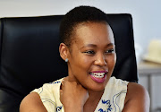 Stella Ndabeni-Abrahams has been asked to meet with President Cyril Ramaphosa after a picture was posted of her violating the national lockdown. File photo.