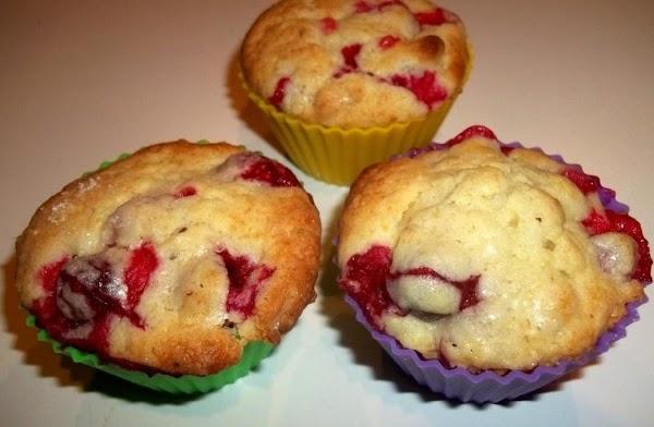 Pucker Up  Cranberry Muffins Recipe