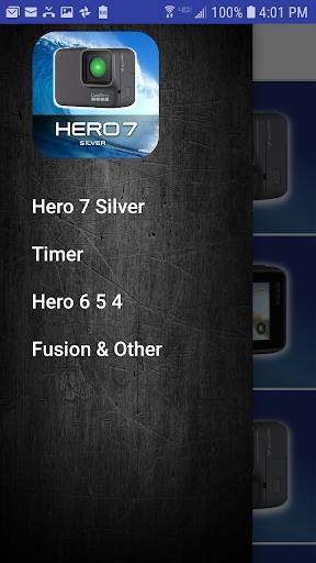 Hero 7 Silver from Procam screenshot 2