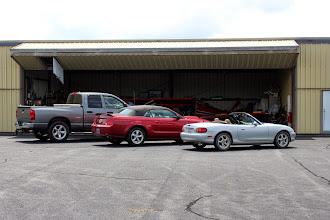 Photo: Hangar BS deep in there!!!!!
