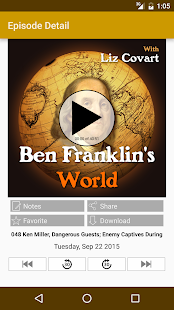 Ben Franklin's World- screenshot thumbnail
