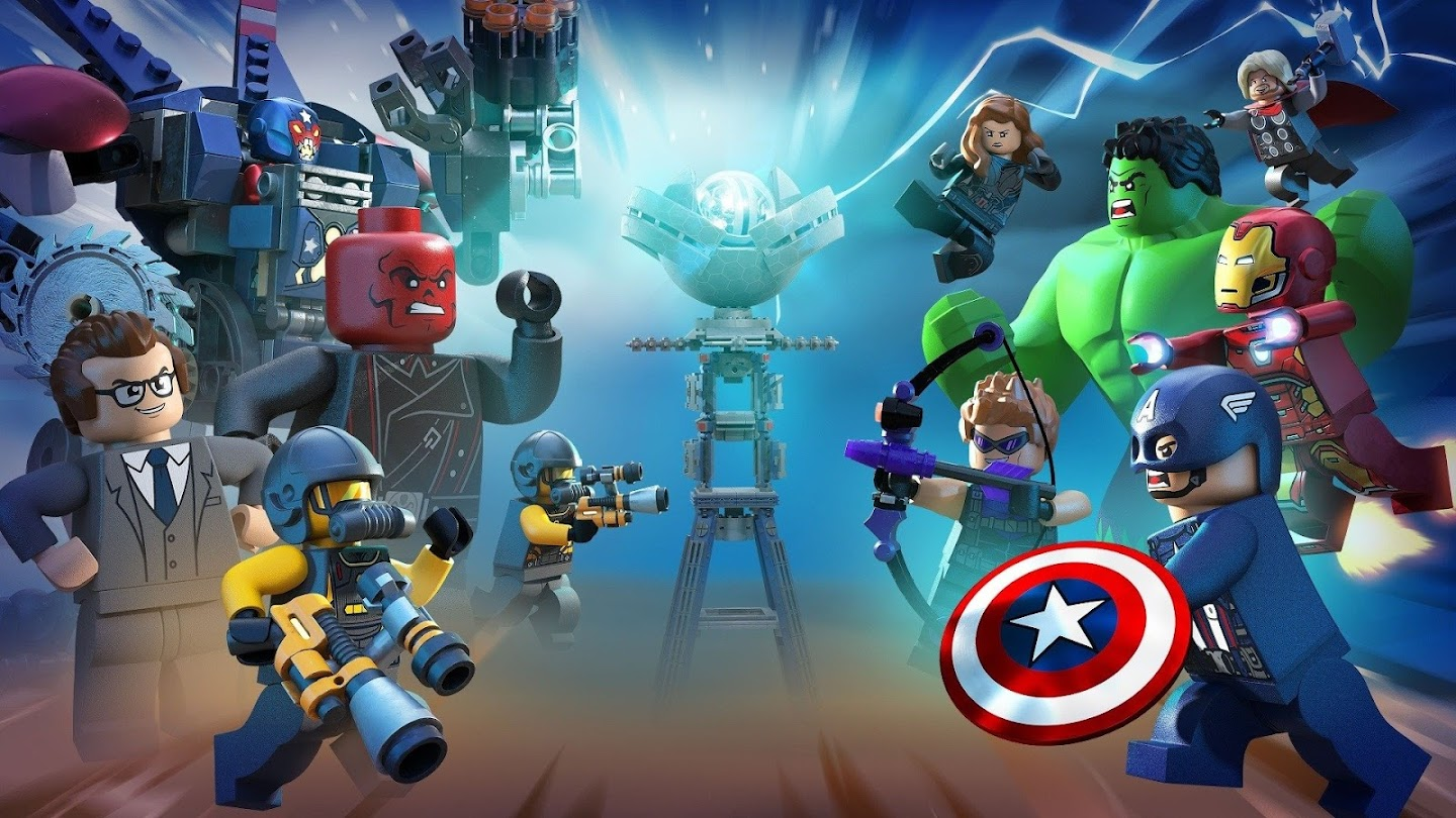 Watch LEGO Marvel Avengers: Climate Conundrum live