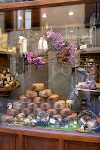 Photo: Ser pecorino – specjalność Południowej Toskanii (Pienza)