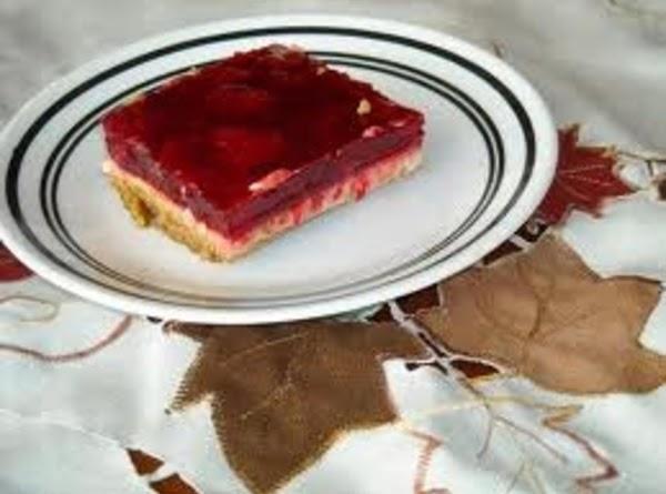 Raspberry Icebox Dessert Recipe