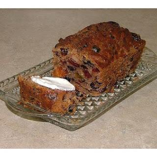 Rum Bundt Cake.