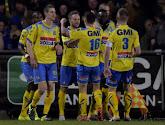 Feest voor de rust, nervositeit erna; KVC Westerlo en Moeskroen houden het razend spannend in de kelder van Jupiler Pro League