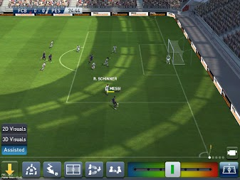 PES CLUB MANAGER APK screenshot thumbnail 3