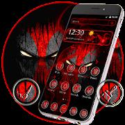 الظلام الأحمر الشيطان الموضوع APK