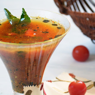 Authentic Rasam Recipe-South Indian soup