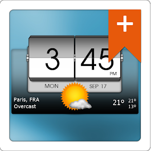 3D Flip Clock & Weather Pro APK Cracked Download