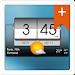 3D Flip Clock & Weather Ad-free Icon
