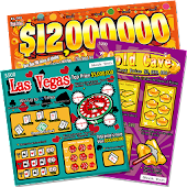 Las Vegas Scratch Card