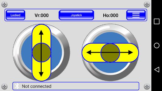 IRacer & Arduino BT controller screenshot 7